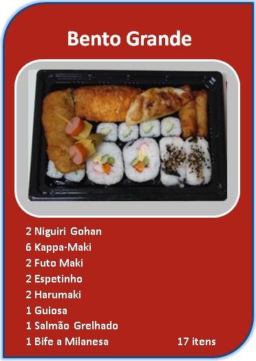 Produtos Sushi Bonsai